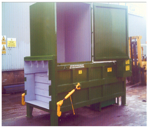 2.5 Yard Static Compactor
